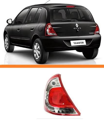 Lanterna Renault  Clio Ano 13 14 15 16 Lado Esquerdo Novo  - Kaçula Auto Peças