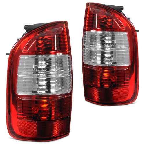 Lanterna  S10 10 2011 12 Serve 2001 08 2009 Bicolor Direito  - Kaçula Auto Peças