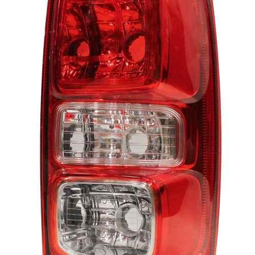 Lanterna S10 Ltz 2012 2013 2014 2015 Sem Led Esquerdo  - Kaçula Auto Peças