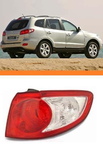 Lanterna Santa Fe Canto Direito 2006 2007 2008 2009 2010  - Kaçula Auto Peças
