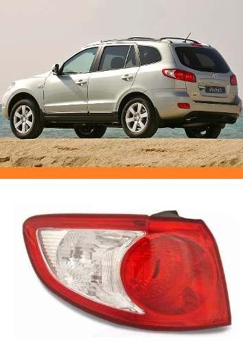 Lanterna Santa Fe Canto Esquerda 2006 2007 2008 2009 2010  - Kaçula Auto Peças