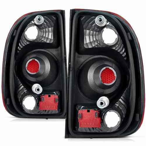 Lanterna Saveiro G2 G3 G4 06 07 08 09 10 11 12 Bicolor  Ld  - Kaçula Auto Peças