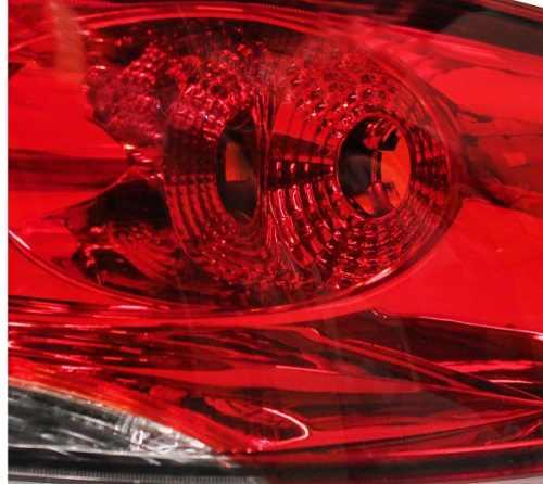 Lanterna Siena 2008 2009 2010 2011 2012 Nova Direito Canto  - Kaçula Auto Peças