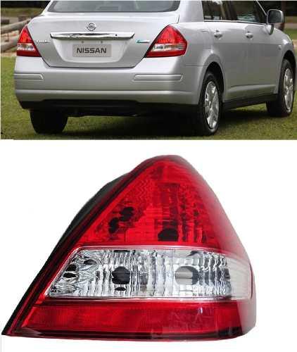 Lanterna Tiida Sedan Nissan 2010 2011 2012 2013 14 Direito  - Kaçula Auto Peças