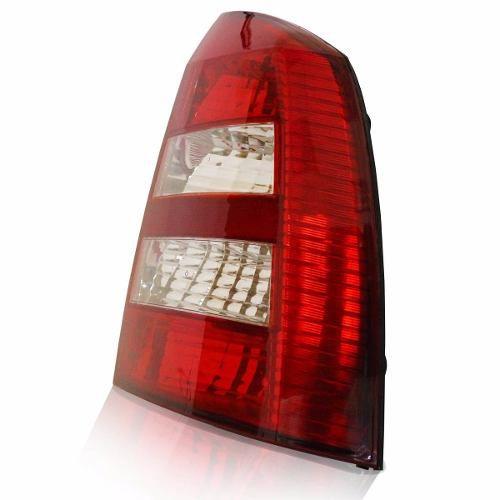 Lanterna Traseira Astra Sedan 03 04 05 06 12bicolor Esquerdo  - Kaçula Auto Peças
