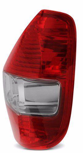 Lanterna Traseira Bicolor Fit 03 04 05 06 2007 2008 Esquerdo  - Kaçula Auto Peças