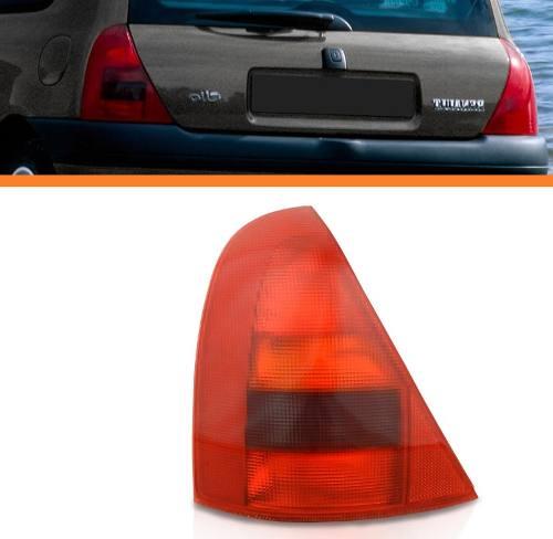 Lanterna Traseira Clio Hatch 98 99 2000 2001 2002 Esquerdo  - Kaçula Auto Peças