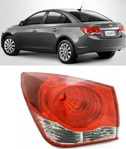 Lanterna Traseira Cruze Esquerda Sedan  - Kaçula Auto Peças