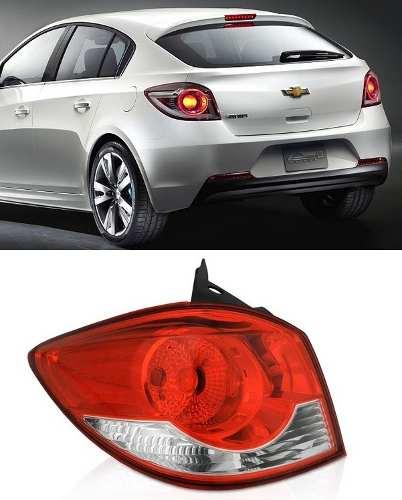 Lanterna Traseira Cruze Hatch Esquerda  - Kaçula Auto Peças