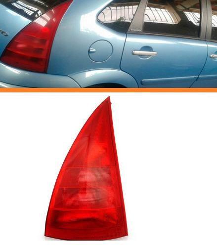 Lanterna Traseira Direita Citroen C3 2003 2004 2005  - Kaçula Auto Peças