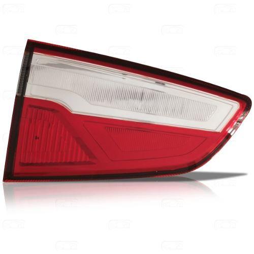 Lanterna Traseira Ecosport 13 14 Bicolor Tampa Direito  - Kaçula Auto Peças