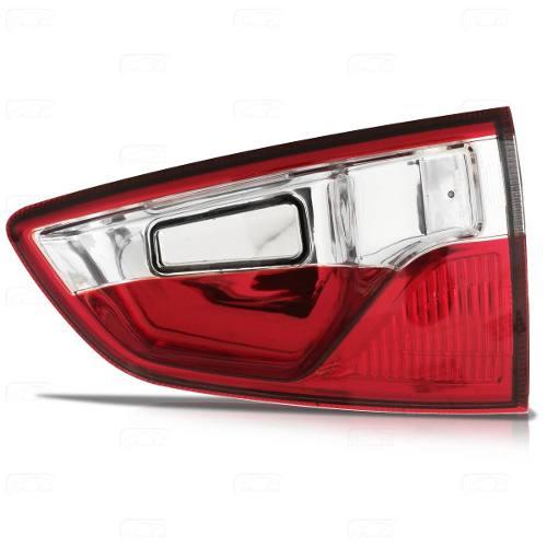 Lanterna Traseira Ecosport 13 14 Bicolor Tampa Esquerdo  - Kaçula Auto Peças