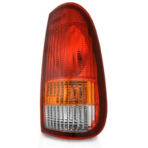 Lanterna Traseira F250 E F350 1999 A 2011 Direito Tricolor  - Kaçula Auto Peças