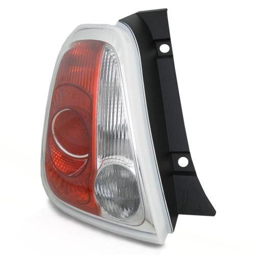 Lanterna Traseira Fiat 500 2010 2011 2012 2013 Esquerda  - Kaçula Auto Peças