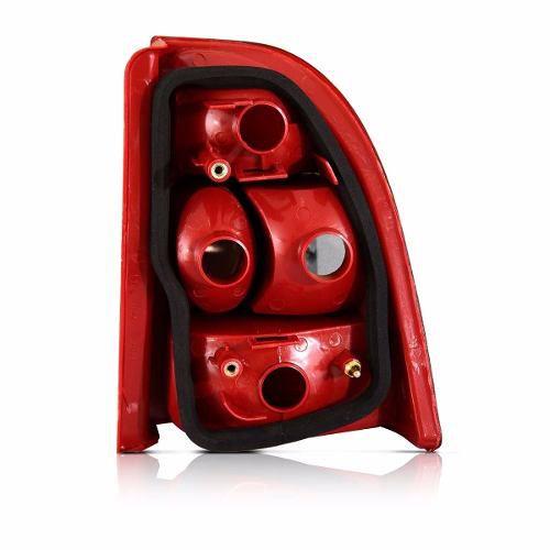 Lanterna Traseira Fiat Strada 99 2000 01 2002 2003 Direito  - Kaçula Auto Peças