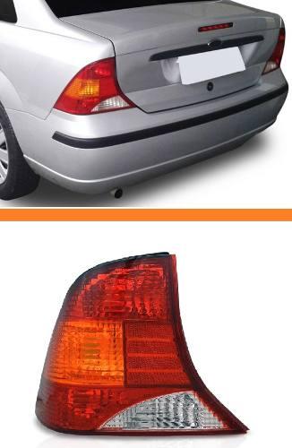 Lanterna Traseira Focus Sedan 2000 2001 2002 2003 04esquerdo  - Kaçula Auto Peças