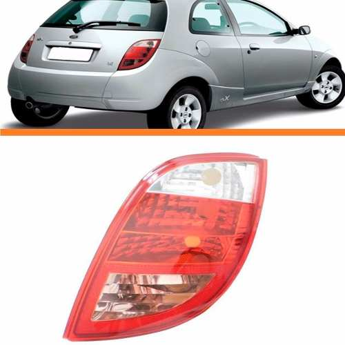 Lanterna Traseira Ford Ka 2007 2006 05 04 03 01 Direita  - Kaçula Auto Peças