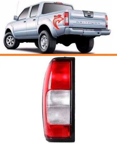 Lanterna Traseira Frontier 2003 2004 2005 2006 2007 Esquerda  - Kaçula Auto Peças