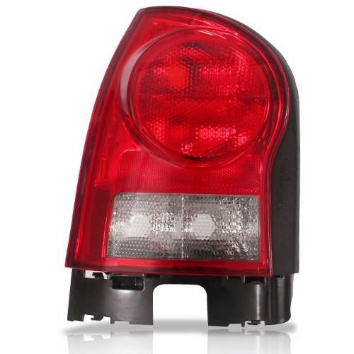 Lanterna Traseira Gol G4 06 07 08 09 2010 Bicolor Direita  - Kaçula Auto Peças
