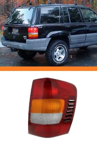 Lanterna Traseira Grand Cherokee 99 00 01 02 03 04 05 06 Dir  - Kaçula Auto Peças