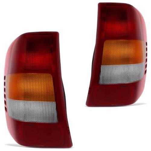 Lanterna Traseira Grand Cherokee 99 00 01 02 03 04 05 06 Esq  - Kaçula Auto Peças