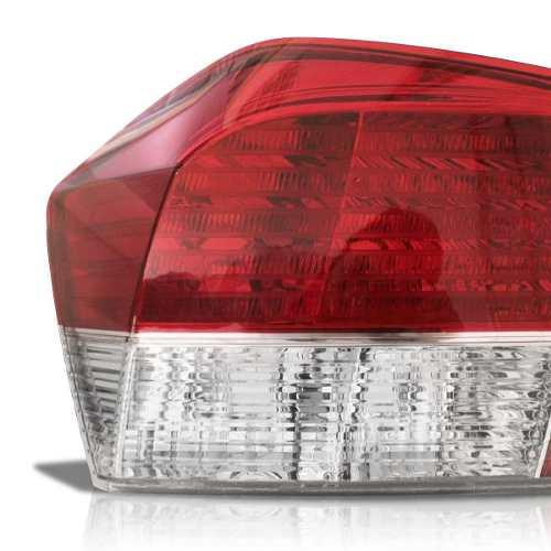 Lanterna Traseira Honda City 08 09 10 11 2012 Esquerdo  - Kaçula Auto Peças