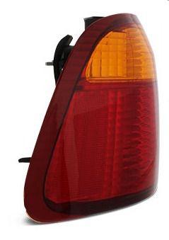 Lanterna Traseira Honda Civic Bicolor 99 00 Canto Direito  - Kaçula Auto Peças