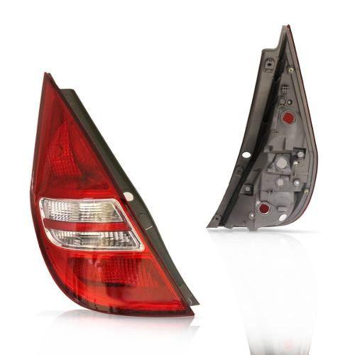 Lanterna Traseira I30 2008 2009 2010 2011 Bicolor Esquerda  - Kaçula Auto Peças