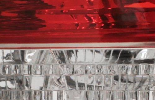 Lanterna Traseira Livina 07 08 09 10 11 12 13 14 Direita  - Kaçula Auto Peças