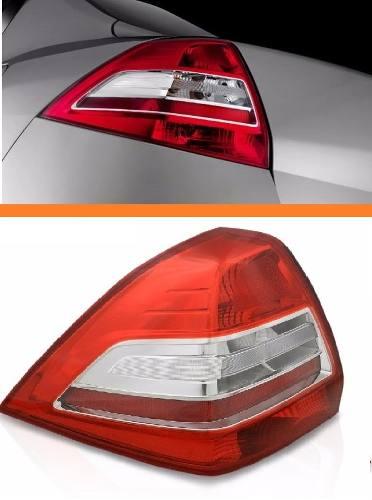 Lanterna Traseira Megane  Sedan 2010 2011 2012 Esquerda  - Kaçula Auto Peças