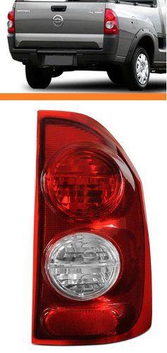 Lanterna Traseira Montana 03 04 05 06 07 08 09 Bicolor Ld  - Kaçula Auto Peças