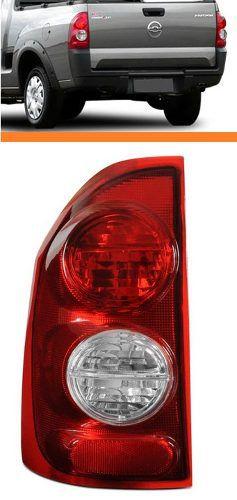 Lanterna Traseira Montana 03 04 05 06 07 08 09 Bicolor Le  - Kaçula Auto Peças