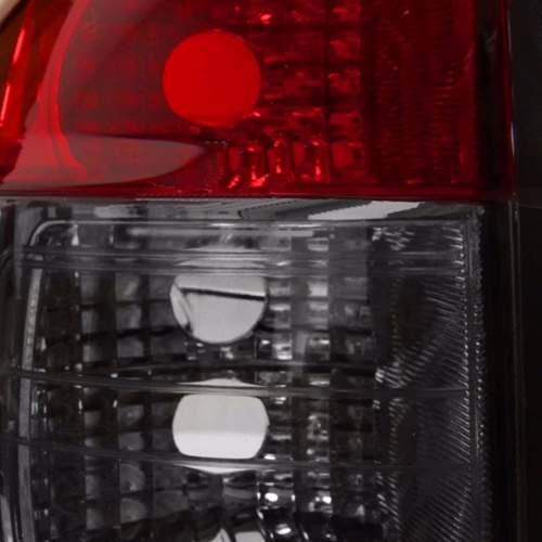 Lanterna Traseira Montana 11 12 13 14 Fumê Esquerdo Original  - Kaçula Auto Peças