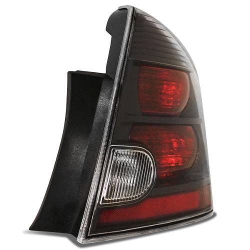 Lanterna Traseira Nissan Sentra Fumê  2012 2013 Esquerdo  - Kaçula Auto Peças