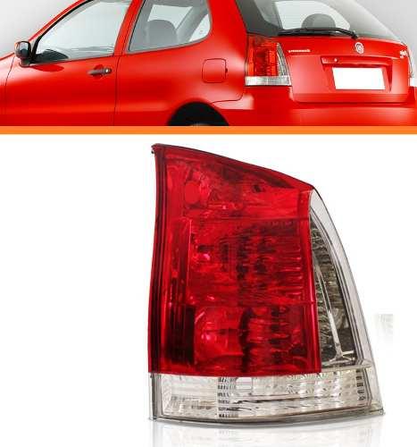 Lanterna Traseira Palio G3 04 2005 2006 A 13bicolor Esquerdo  - Kaçula Auto Peças