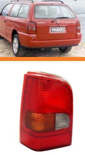 Lanterna Traseira Parati Bola 97 98 99 Tricolor Esquerdo  - Kaçula Auto Peças