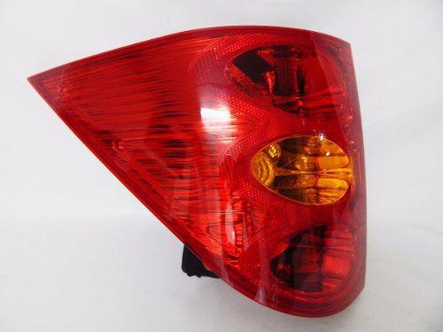 Lanterna Traseira Peugeot Hoggar 2010 2011 2012 Esquerda  - Kaçula Auto Peças