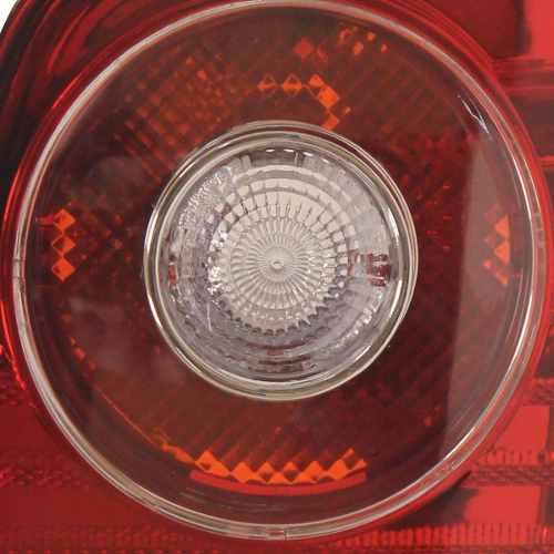 Lanterna Traseira Polo Sedan 2007 A 2012 Tampa Lado Direito  - Kaçula Auto Peças