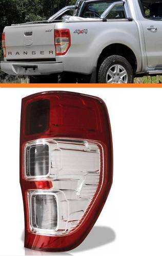 Lanterna Traseira Ranger 2013 2014 Bicolor Direito  - Kaçula Auto Peças
