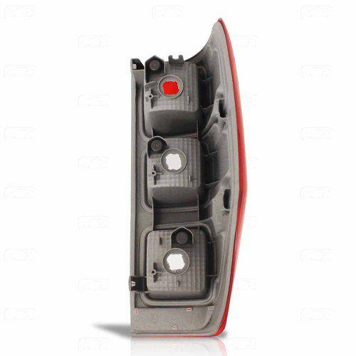 Lanterna Traseira Ranger 2013 2014 Bicolor Esquerdo  - Kaçula Auto Peças