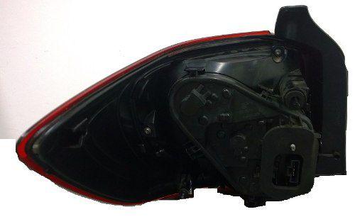 Lanterna Traseira Renault Logan 2015 2016 Nova Direito  - Kaçula Auto Peças