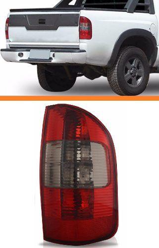 Lanterna Traseira S10 02 03 04 2005 06 07 08 09 Fumê Direita  - Kaçula Auto Peças