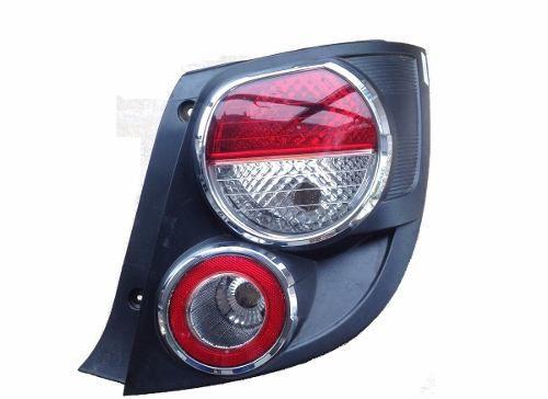 Lanterna Traseira Sonic Hatch Lado Direito Nova  - Kaçula Auto Peças