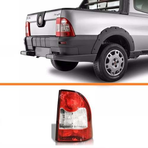Lanterna Traseira Strada 2009 2010 2011 2012 Canto Direita  - Kaçula Auto Peças