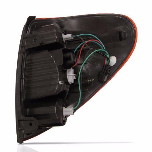 Lanterna Triton L200 2006 2007 2008 2009 2010 2011 Direita  - Kaçula Auto Peças