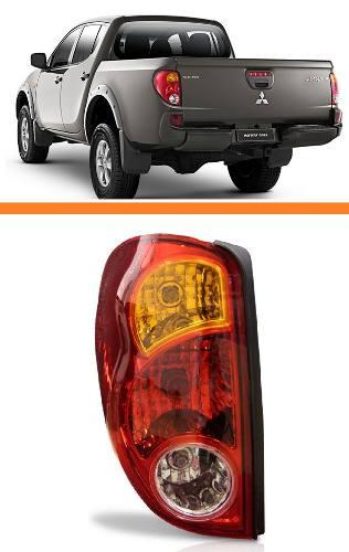 Lanterna Triton L200 2006 2007 2008 2009 2010 2011 Esquerda  - Kaçula Auto Peças
