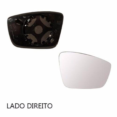 Lente De Retrovisor Fox/ Space Fox 2011 Até 2014 Ld Original  - Kaçula Auto Peças