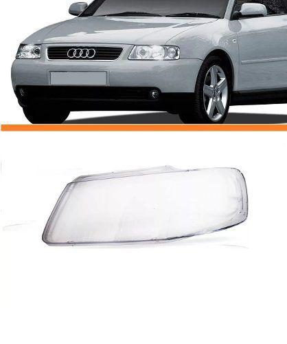 Lente Do Farol Audi A3 2001 2002 2003 2004 2005 2006 Le  - Kaçula Auto Peças