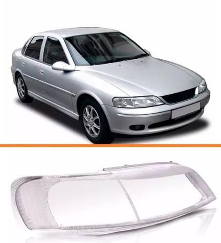 Lente Farol Vectra 2000 2002 2003 2004 2005 Direita  - Kaçula Auto Peças