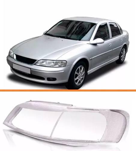 Lente Farol Vectra 2000 2002 2003 2004 2005 Esquerda  - Kaçula Auto Peças